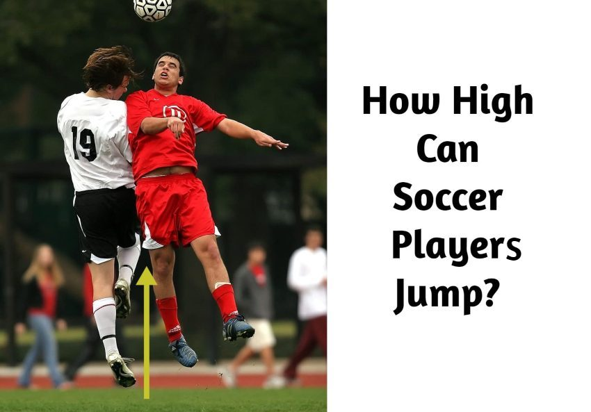 how high can soccer players jump